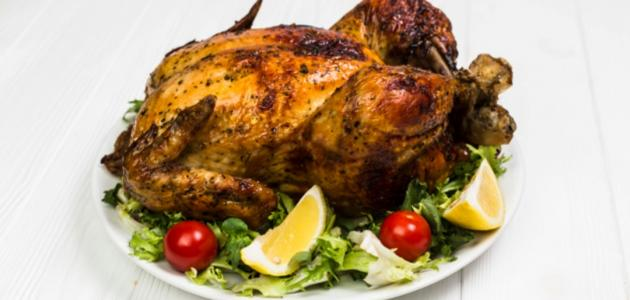 أسهل طريقة لعمل الدجاج بالفرن