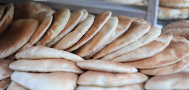 أطباق الخبز