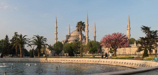 أفضل الأماكن السياحية في اسطنبول