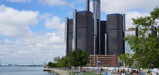 أكبر مدن ولاية ميشيغان