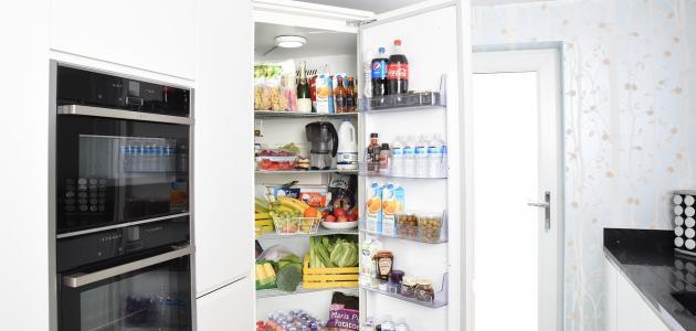 ترتيب الثلاجة من الداخل