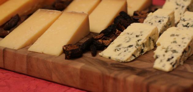 كيف تصنع الجبنة
