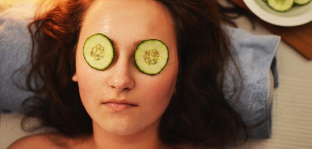 تجميل الوجه طبيعياً