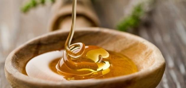 أضرار العسل للوجه