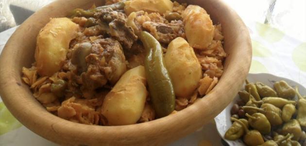 أطباق الصيف الجزائرية