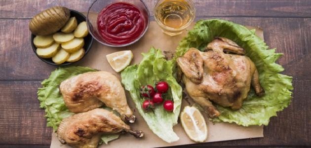 أسهل وصفات الدجاج