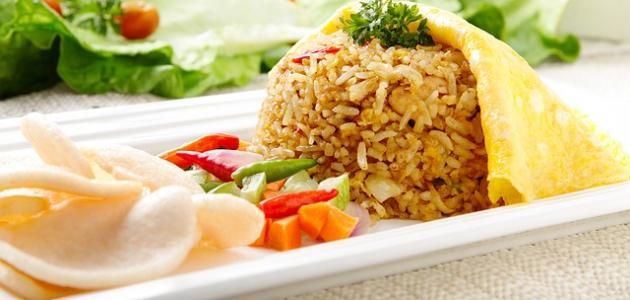 أطباق أرز للعزائم