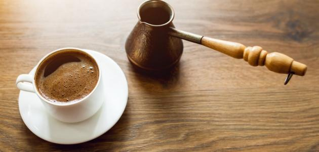 أضرار وفوائد القهوة التركية