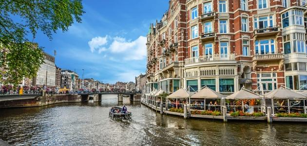 السياحة في أمستردام موضوع