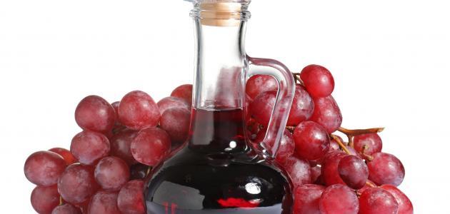 طريقة تحضير خل العنب