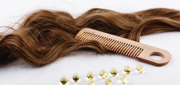 أفضل زيت يقوي الشعر