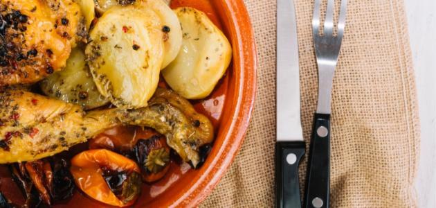 أطباق شهية وسهلة