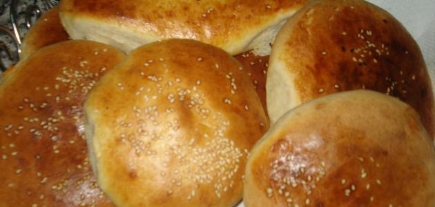 طريقة عمل الخبز الحجازي