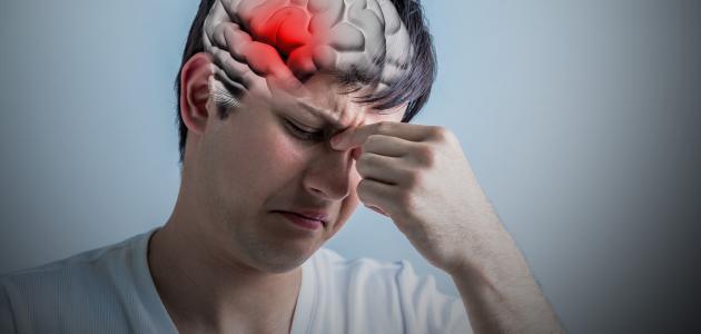 أعراض نزيف الدماغ
