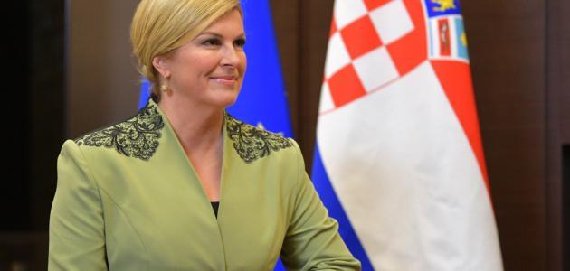 اسم رئيسة كرواتيا