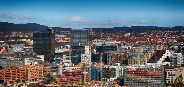 اسم عاصمة النرويج
