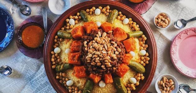 أطباق تونسية في شهر رمضان