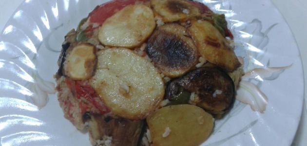 أطباق سفرة رمضان