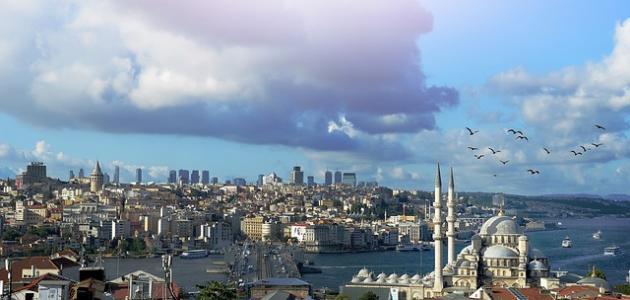 أشهر مدن تركيا