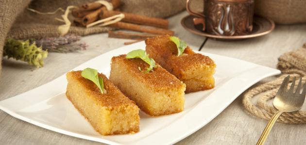 أسهل وصفة حلويات جزائرية