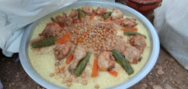 أطباق تونسية تقليدية