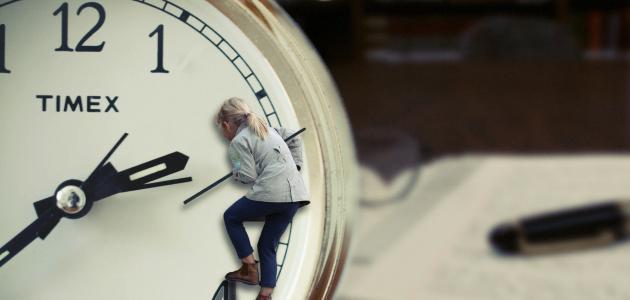 أفضل طرق تنظيم الوقت