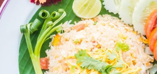 أطباق أرز شهية