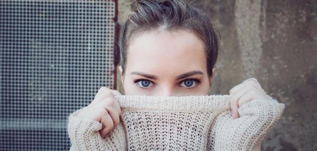 تحليل الشخصية من العيون