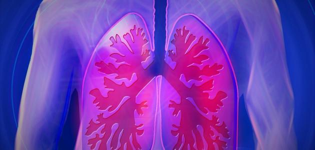أعراض التهاب الرئة