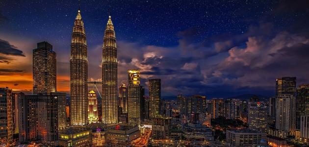 أفضل الأماكن السياحيه في ماليزيا