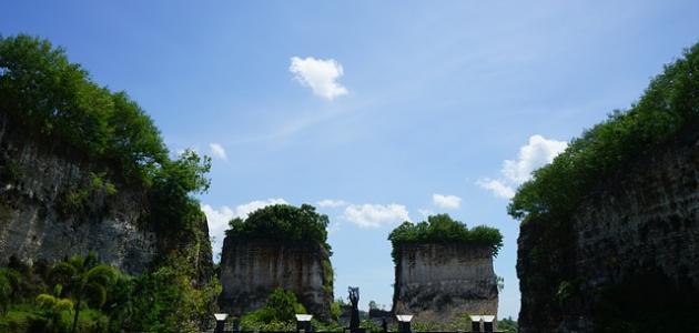 أفضل الأماكن السياحية في أندونيسيا