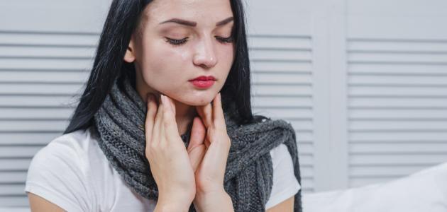 أعراض الغدة الدرقية الخاملة