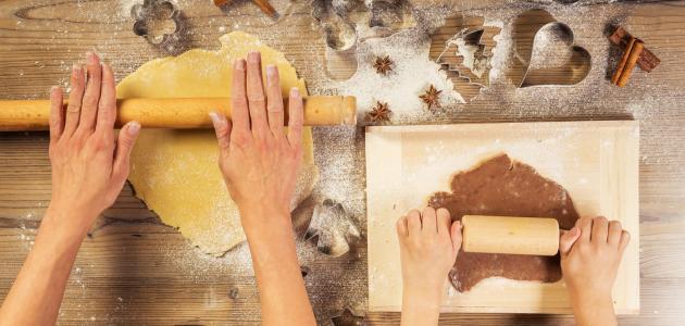 كيفية تحضير الكيك