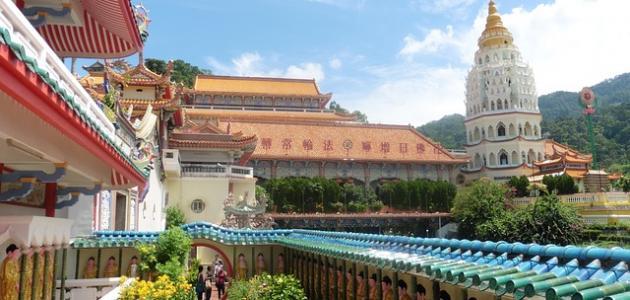 أفضل الأماكن في بينانج