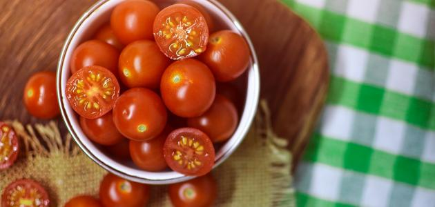 أضرار الطماطم على الرجيم