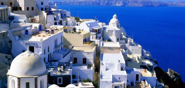 بماذا تميزت جغرافية بلاد اليونان
