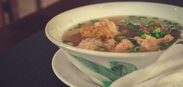 أطباق صينية