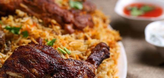 أطباق خليجية رمضانية