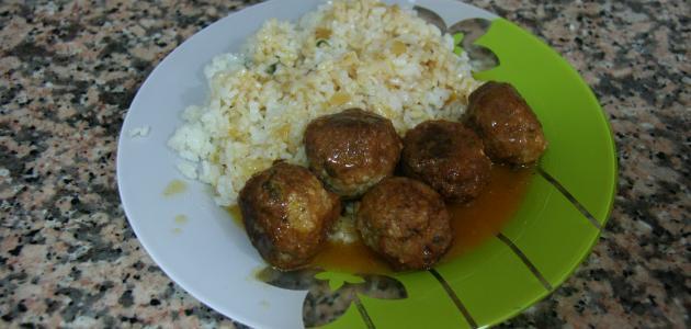 أطباق عربية سهلة