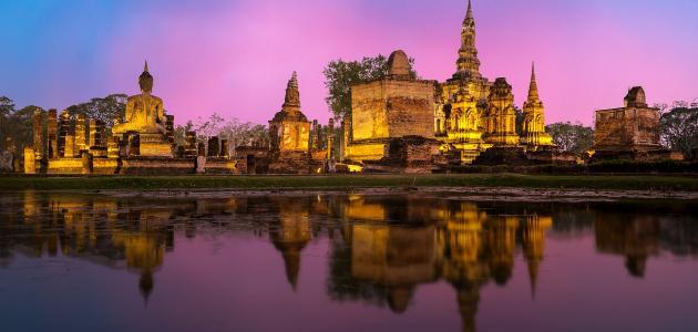 أفضل الأماكن في بانكوك