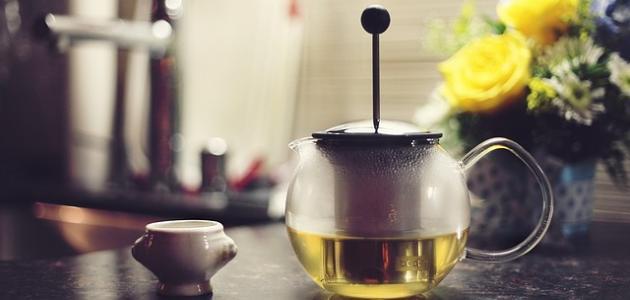 أضرار الإكثار من شرب الشاي الأخضر