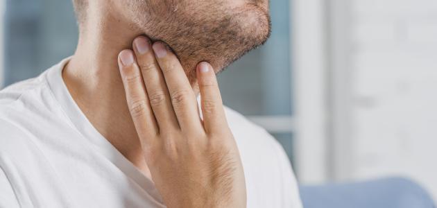 أعراض التهاب الغدد اللمفاوية