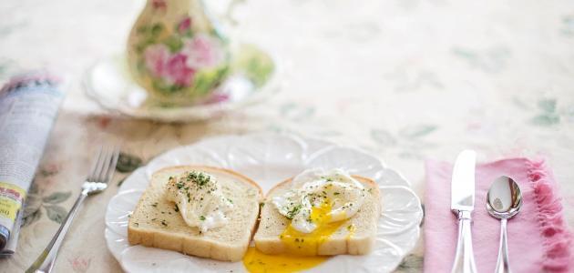 أطباق فطور بالتوست
