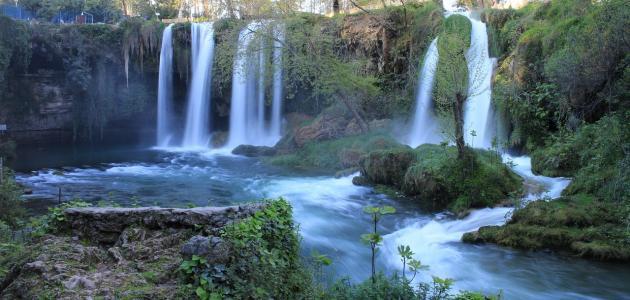 أجمل شلالات تركيا