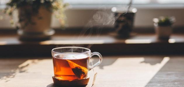 أضرار شرب الشاي بكثرة