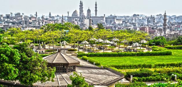 أفضل الأماكن الترفيهية فى القاهرة
