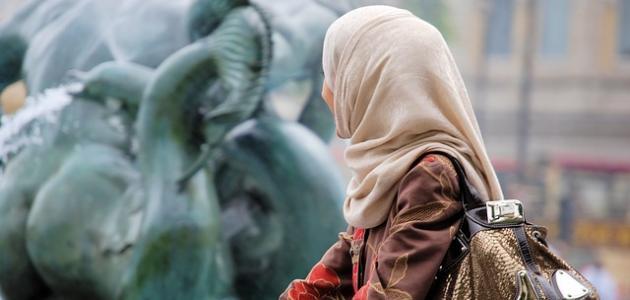 آية الحجاب في القرآن