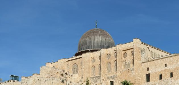تاريخ المسجد الأقصى