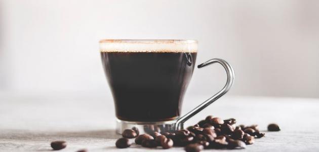 أضرار شرب القهوة بكثرة
