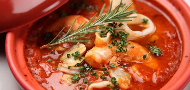 أطباق سمك جزائرية في الفرن